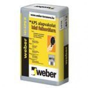 Weber weber 141 KPS K - kézi alapvakolat, finom