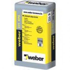 Weber weber 231 KPS - lábazati alapvakolat