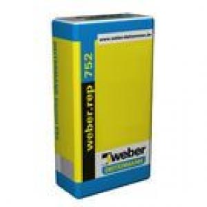 Weber weber.rep 752H - durva betonkiegyenlítő habarcs