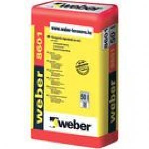 Weber weber 8601 terralit - hőszigetelő alapvakolat