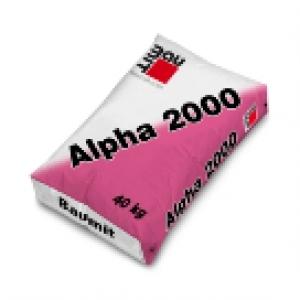 Alpha 2000 önterülő esztrich