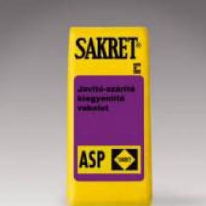 ASP Javító-szárító kiegyenlítővakolat