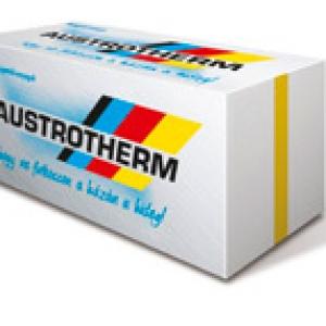 Austrotherm AT-N100 terhelhető hőszigetelő lemez 180mm