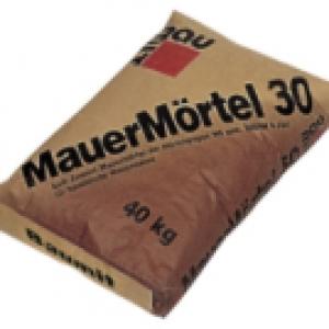Falazó Habarcs 30 (hőszigetelő)40kg