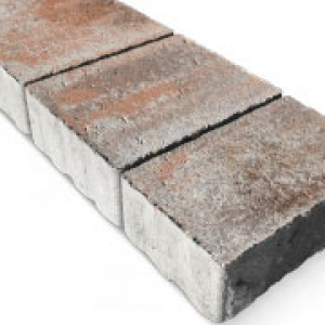 Badacsony térkő 6 cm lazac-barna, holdfény, terra-antracit, ezüst-antracit
