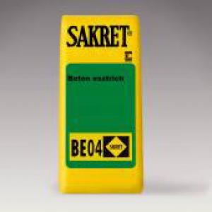 Sakret BE-04 Betonesztrich Üllői telepen raklap tételes vásárlás esetén!