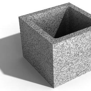 Leier pillérzsaluzó elem 40
