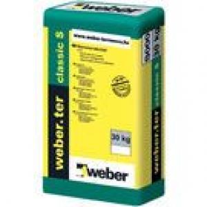 Weber weber.ter classic S - nemesvakolat, szórt fehér