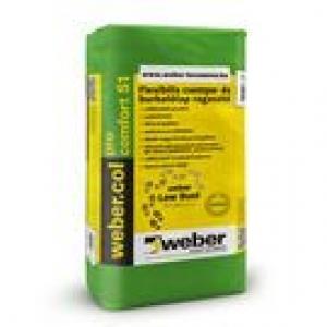 Weber weber.col pro comfort S1 - csempe- és burkolólap ragasztó