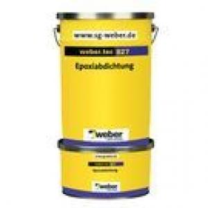 Weber weber.tec 827 S (Superflex 40S) - epoxigyanta kötőanyagú szigetelő habarcs