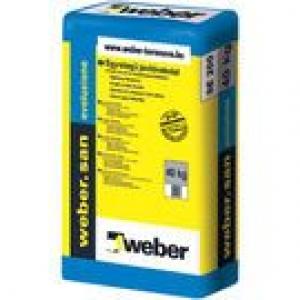 Weber weber.san plus 200 - lábazati javítóvakolat