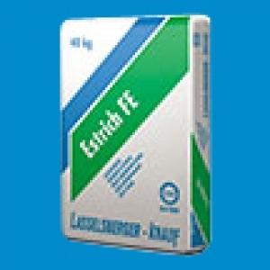LB-Knauf Estrich FE - anhidrit esztich - 40 kg