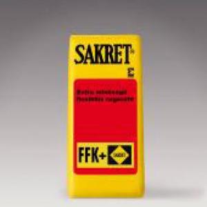FFK+ Extra minőségű flexibilis csemperagasztó