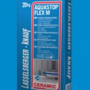 LB-Knauf Aquastop Flex M - kenhető szigetelés - 20 kg