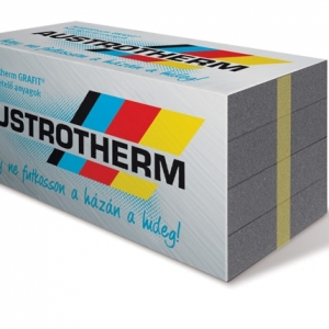 Austrotherm Grafit 100 / 120mm terhelhető hőszigetelő lemez