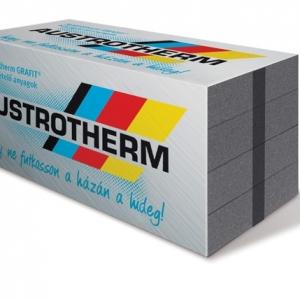 Austrotherm Grafit 150 - 50mm terhelhető hőszigetelő lemez