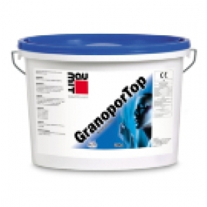 GranoporTop vékonyvakolat dörzsölt 2 mm