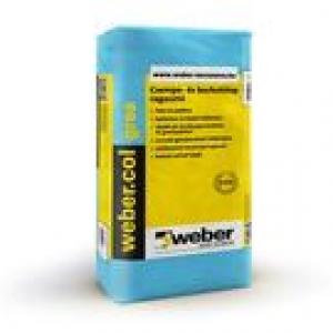 Weber weber.col gres - csempe- és burkolólap ragasztó (C1TE)