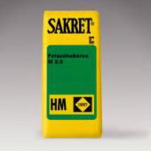 Sakret HM-2.5 Falazóhabarcs M2,5 Üllői telepen raklap tételes vásárlás esetén!