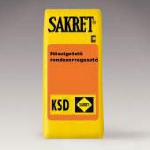 KSD Hőszigetelő rendszer ragasztó