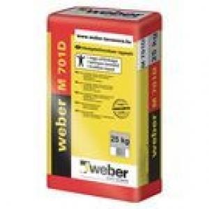 Weber weber M701D - hőszigetelő rendszer ragasztó
