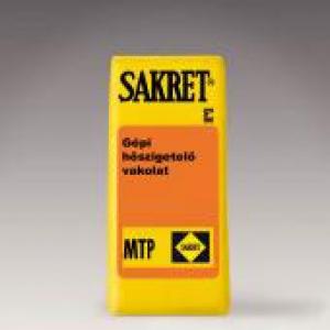 MTP Gépi hőszigetelővakolat