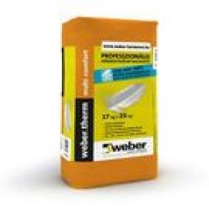 Weber weber.therm multi comfort - hőszigetelő lap ragasztó