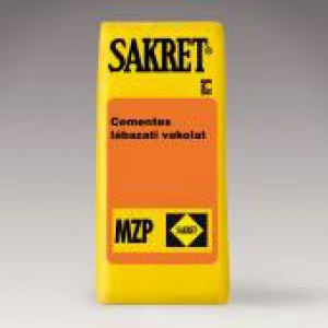 MZP-01 Cementes lábazati vakolat