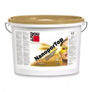 NanoporTop vékonyvakolat, kapart 1,5 mm 25 kg
