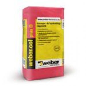 Weber weber.col Plus D - csempe- és burkolólap ragasztó