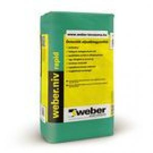 Weber weber.niv rapid - gyorskötő, önterülő aljzatkiegyenlítő