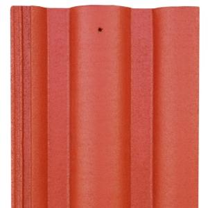 Bramac Merito Plus rubinvörös alapcserép