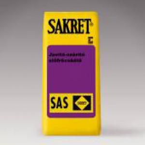SAS javító-szárító előfröcskölő