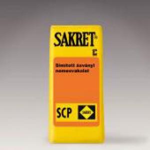 SCP Simított ásványi nemesvakolat