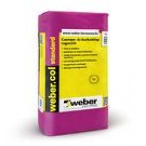 Weber weber.col standard - csempe- és burkolólap ragasztó