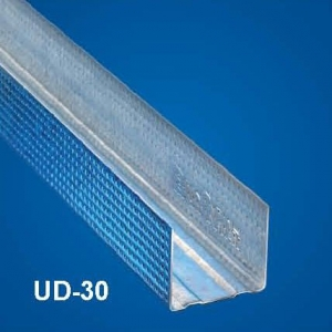 Szegélyprofil  - 0,5mm UD30 - 3fm