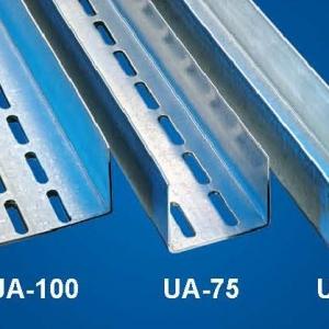 Merevítő profil - 2mm UA75 - 3fm/db
