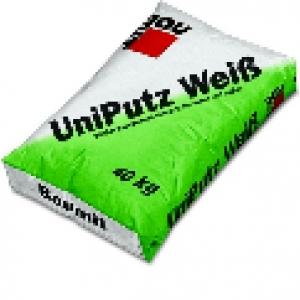 Baumit UniPutz fehér vakolat