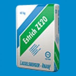 LB-Knauf Estrich ZE20 - cementesztich - 40 kg