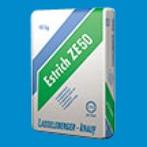 LB-Knauf Estrich ZE50 - cementesztich - 40 kg
