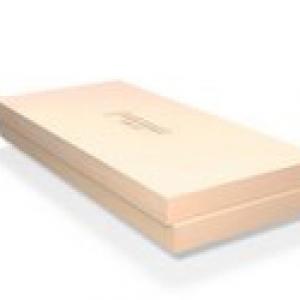 Austrotherm formahabosított hőszigetelő lemez 120mm